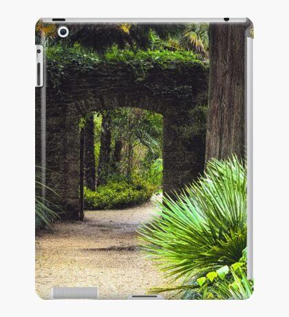 Tropical Pathway iPad Case/Skin