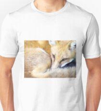 Resting Red Fox T-Shirt