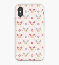 Plusle & Minun iPhone Case