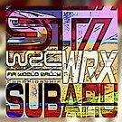 Subaru Comics by roccoyou
