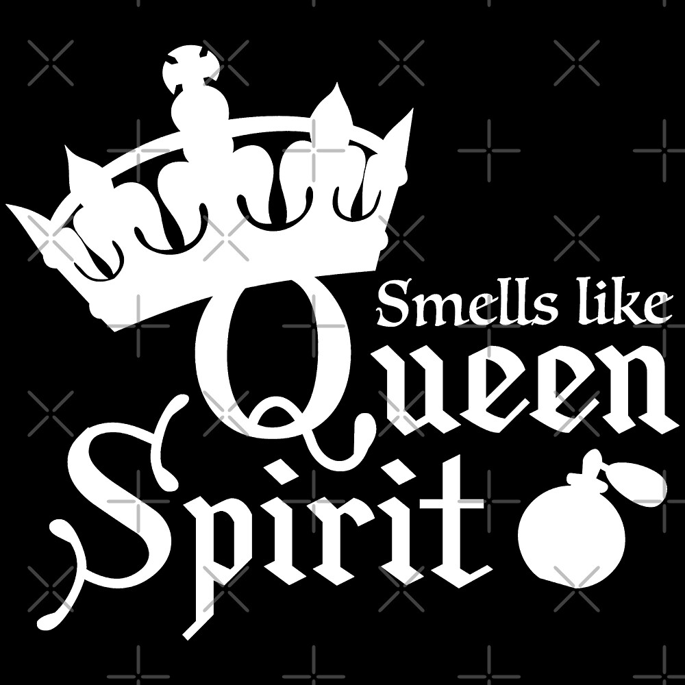 Smells like Queen Spirit (w) by Pentamoby