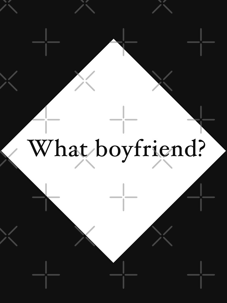 What Boyfriend Single (w) by Pentamoby