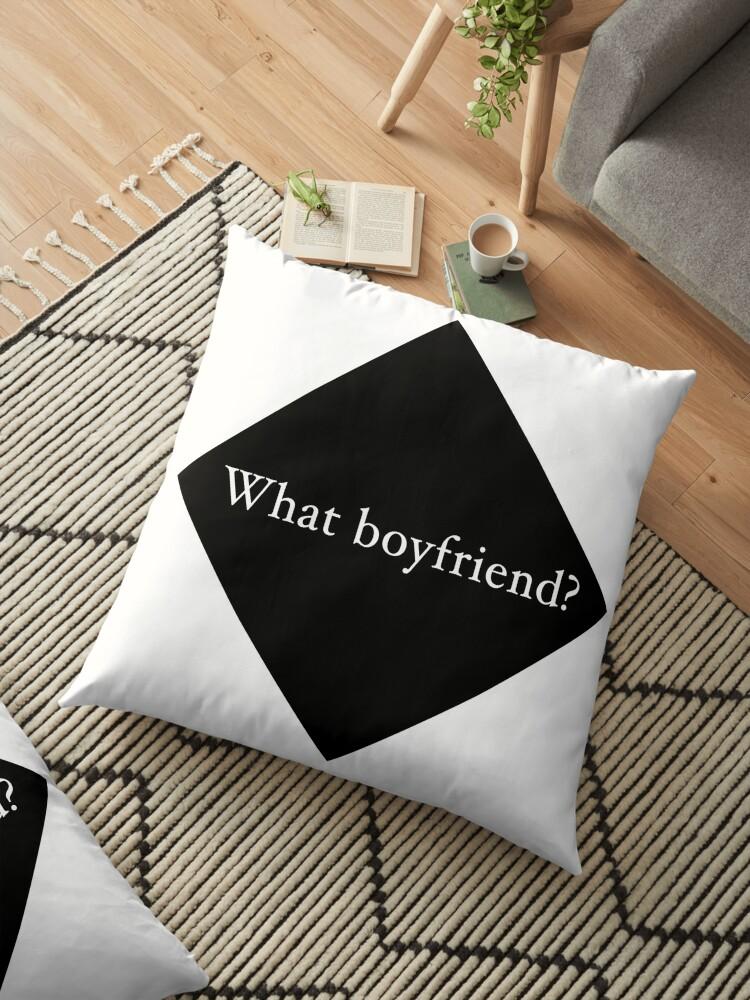 What Boyfriend Single (b) by Pentamoby