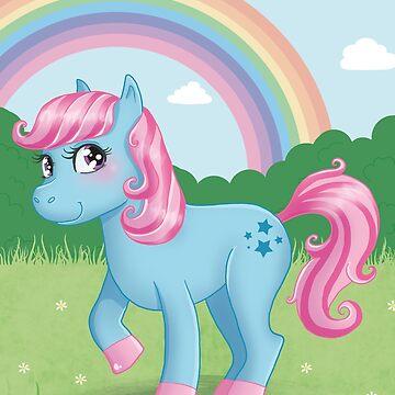 Cute pony by mariegib