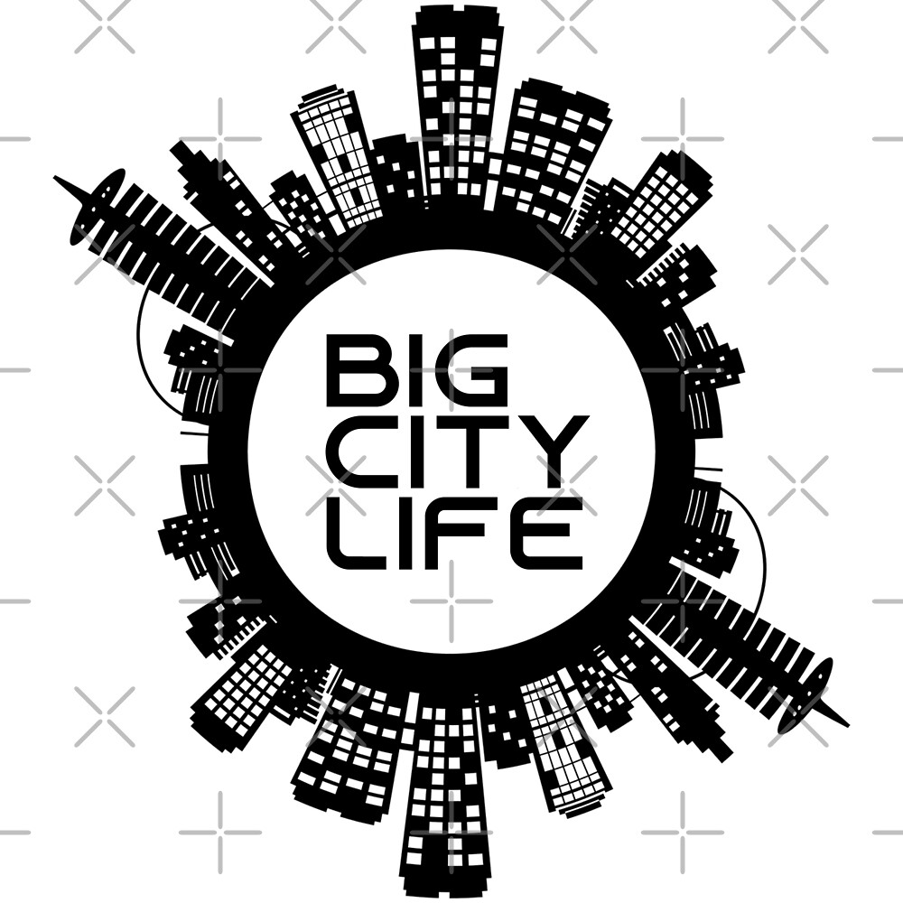 BIG CITY LIFE (b) by Pentamoby