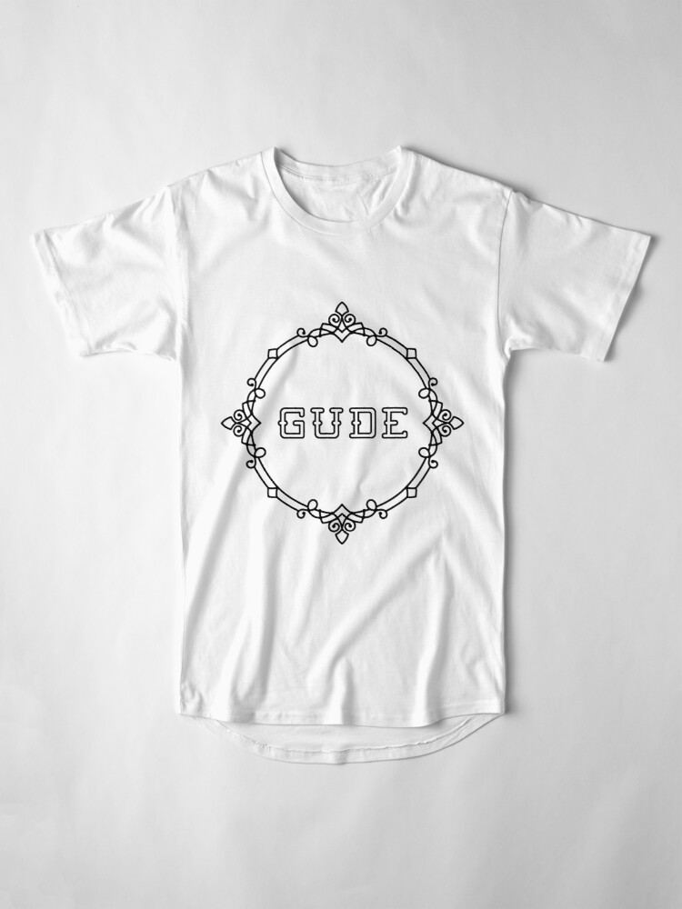 Alternate view of GUDE (b) Long T-Shirt