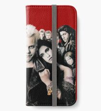 The Lost Boys Poster Inspired Artwork iPhone Wallet/Case/Skin