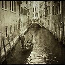 Venice canal by laurentlesax