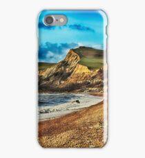Coastline Cliffs iPhone Case/Skin