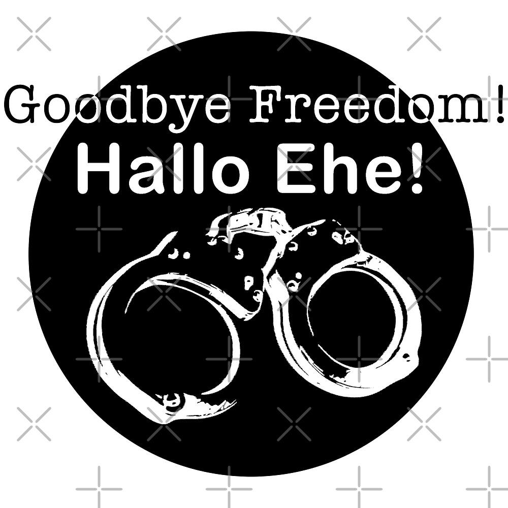 Goodbye Freedom Hello Marriage (b) by Pentamoby