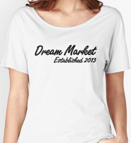 Dream Market Darknet Marketplace T-shirt Relaxed Fit T-Shirt