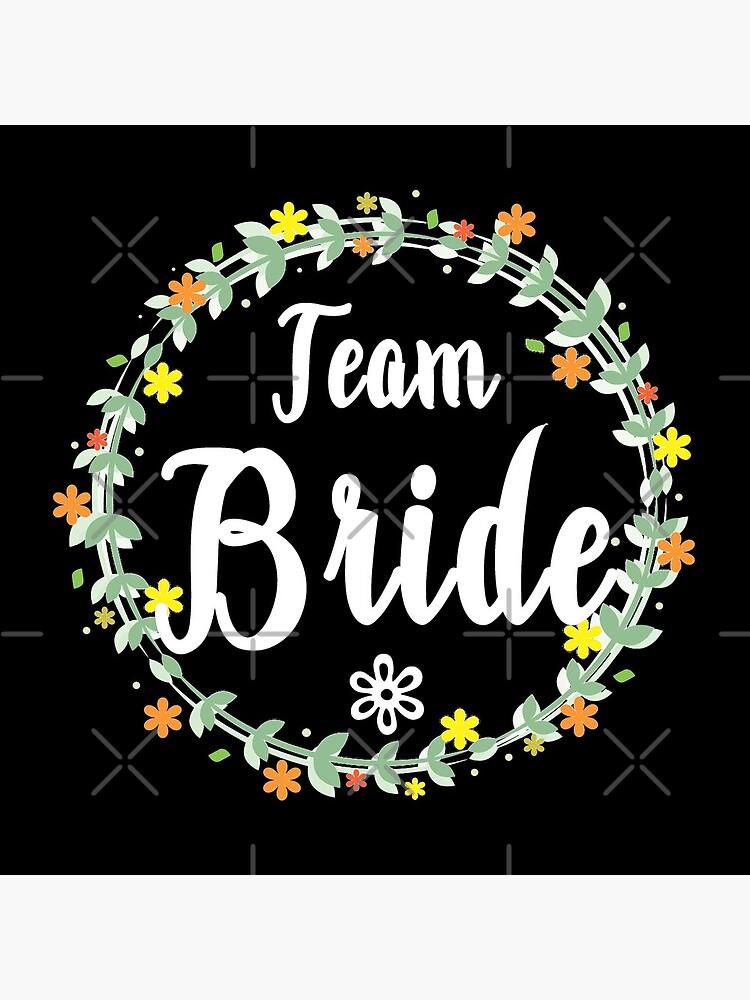 TEAM BRIDE V1 (w) by Pentamoby