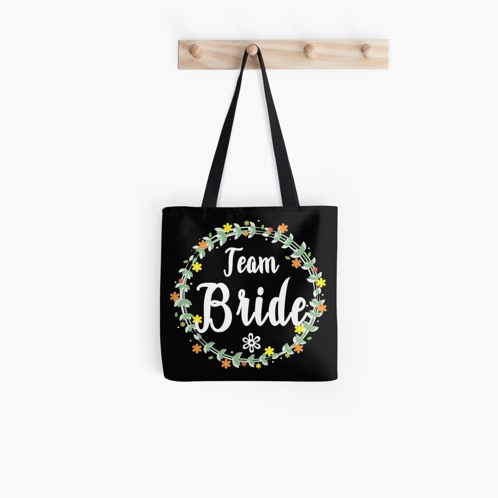 TEAM BRIDE V1 (w) Tote Bag