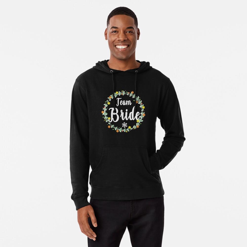 TEAM BRIDE V1 (w) Lightweight Hoodie