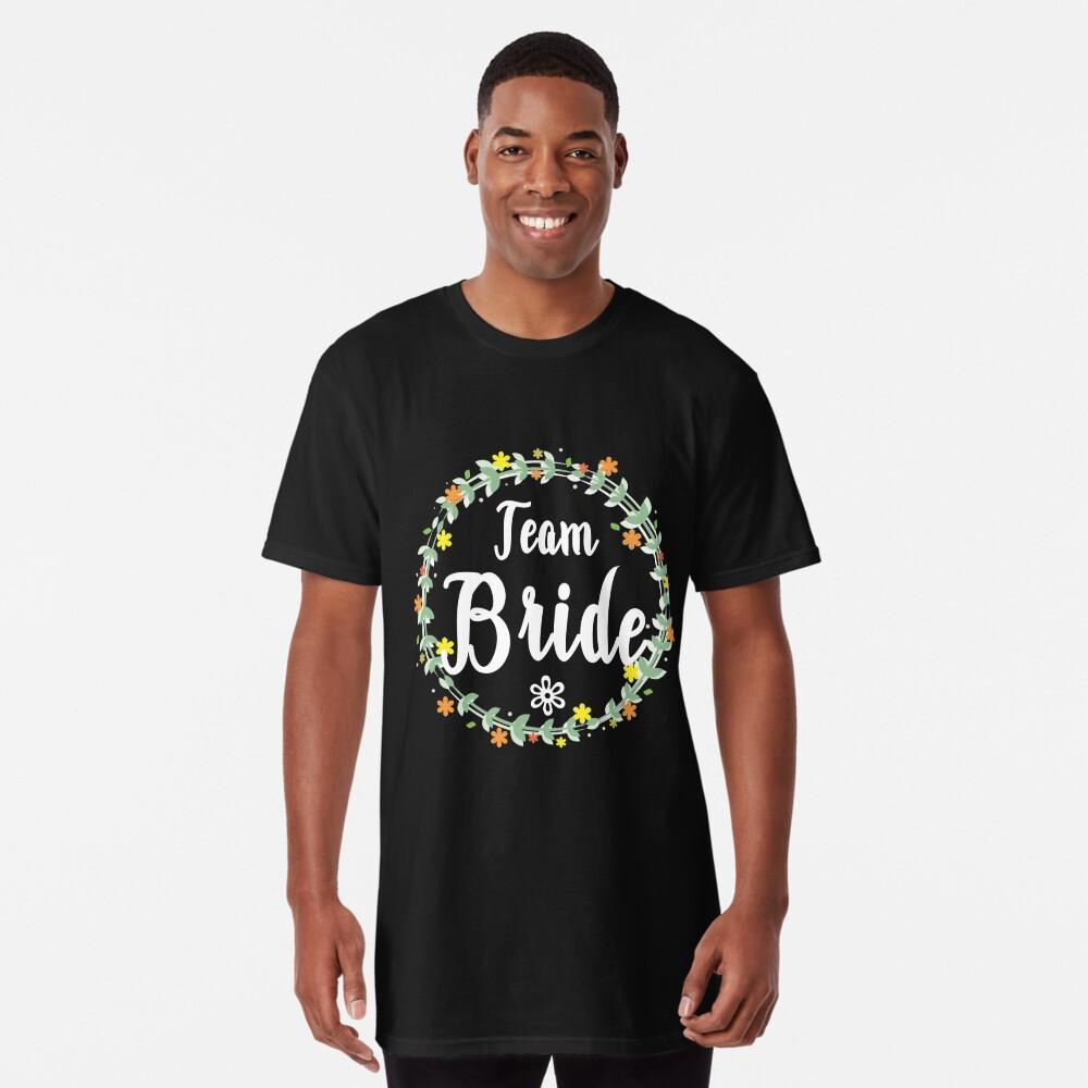 TEAM BRIDE V1 (w) Long T-Shirt