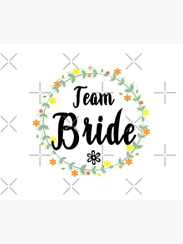 TEAM BRIDE V1 (b) by Pentamoby
