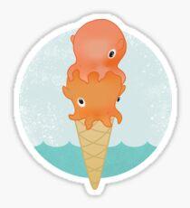 Octocone Sticker