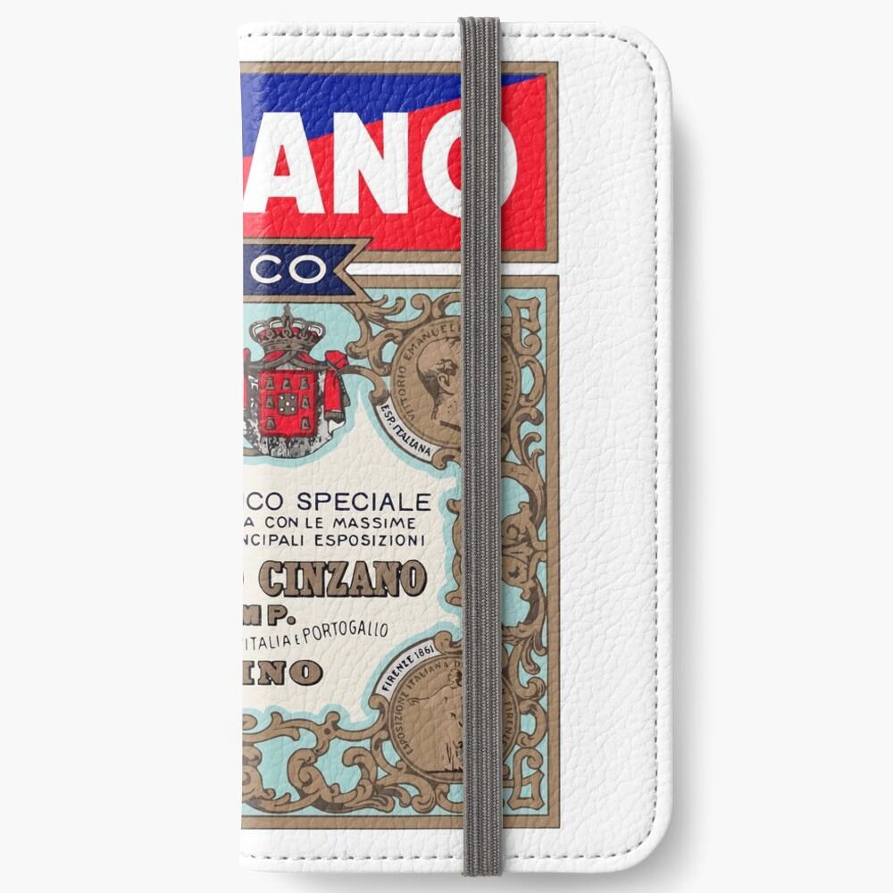 CINZANO iPhone Wallet
