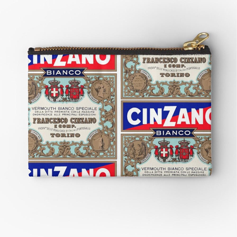 CINZANO Zipper Pouch