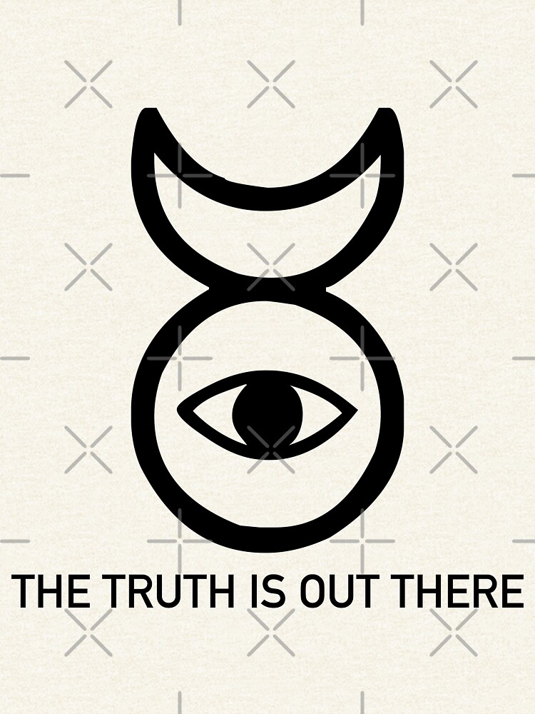 THE TRUTH IS OUT THERE (b) by Pentamoby
