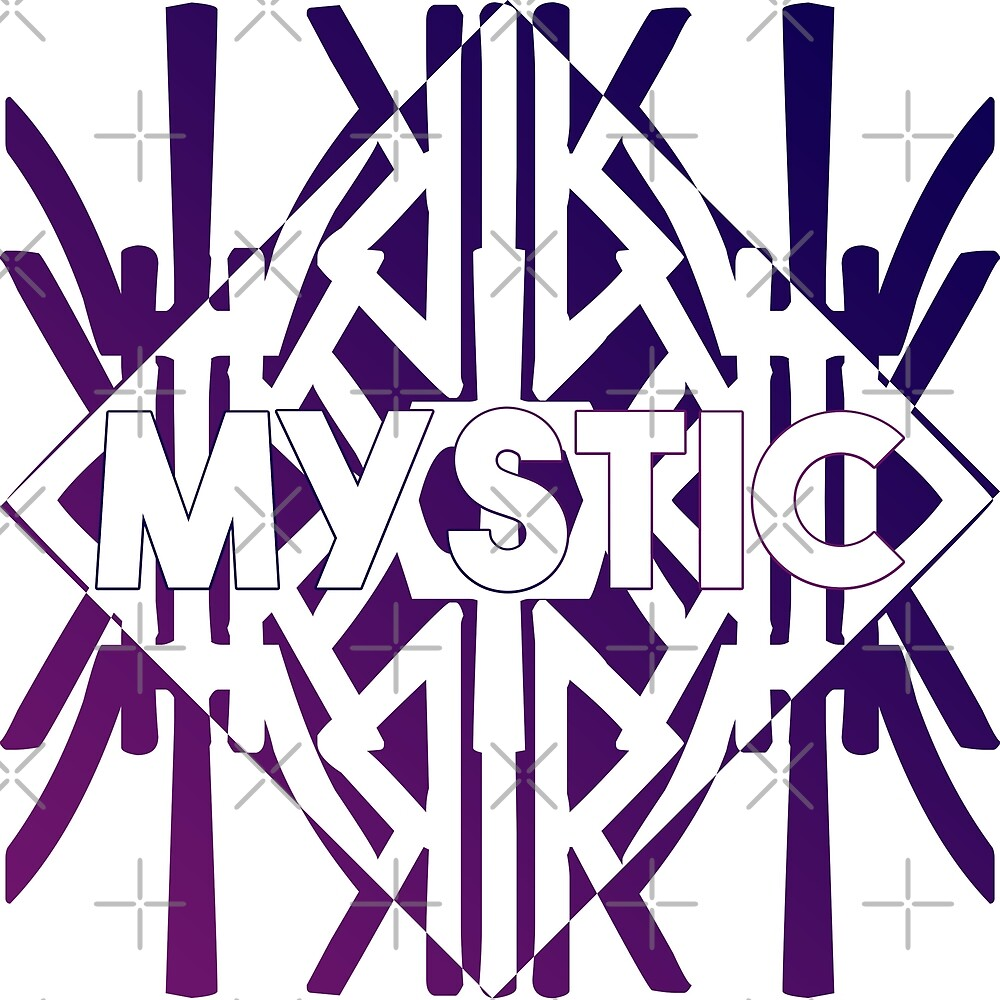 MYSTIC PATTERN PURP STYLE (colored) by Pentamoby