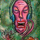 DJ Genie by Rachelle Dyer