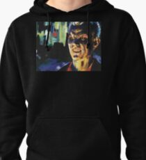William the Bloody Pullover Hoodie