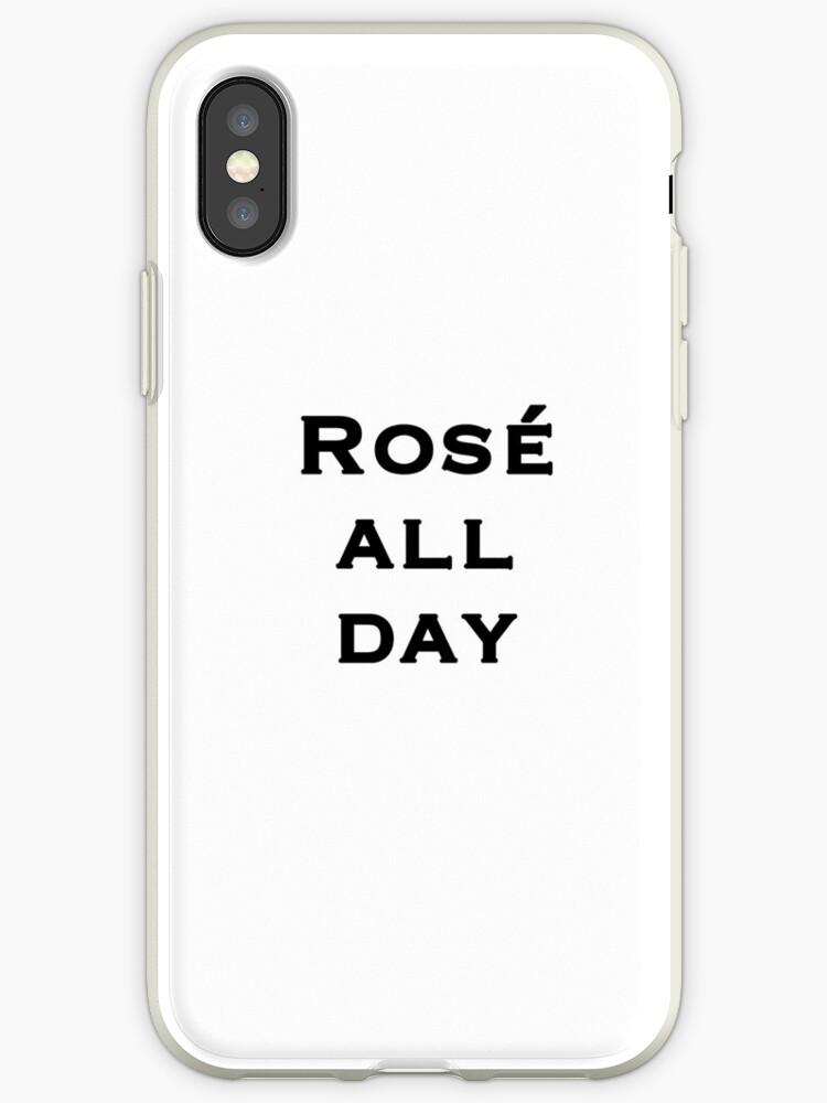 «Rosé todo el día» de peggieprints