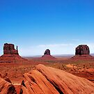 Monument Valley by Gregory Ballos