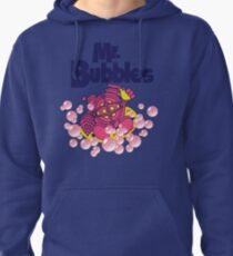 Mr. Bubbles Pullover Hoodie
