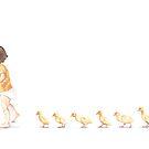 Follow the Leader by Belinda Muir
