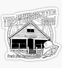 The Winchester Road House Sticker