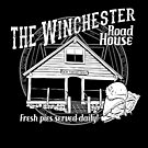 The Winchester Road House by mikelaidman