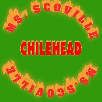 Ms. Scoville Chilehead by Live-Counter