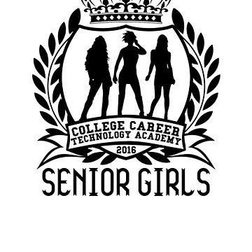 2016 Senior Girls by CCTA