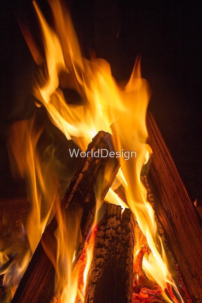 Campfire Dance by WorldDesign