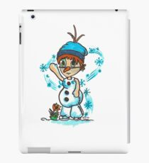 Cosplay Kids - Olaf iPad Case/Skin