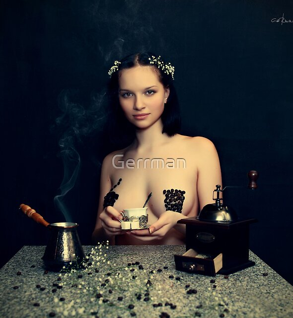 Aromacoffee by Gerrman