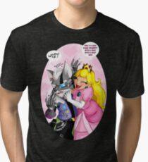 Let's Cuddle! Erm... BRAWL! Tri-blend T-Shirt