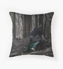 Roosting Drift Throw Pillow