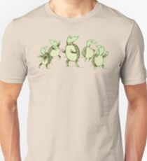 Dancing Turtles Unisex T-Shirt