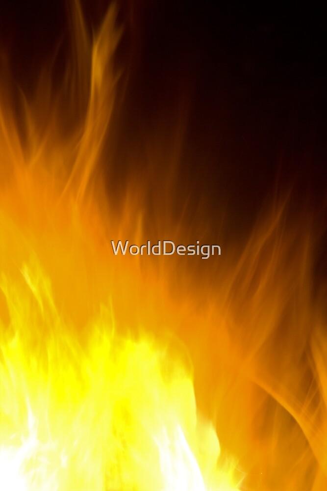 Fire Art by WorldDesign