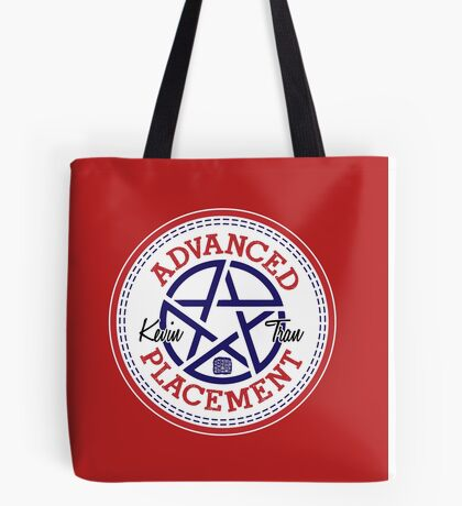 Advanced Placement  Tote Bag
