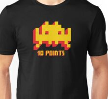 Space Invaders 10 Points Unisex T-Shirt