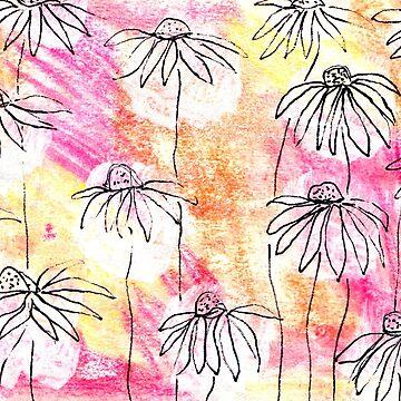 Wiesengänseblümchen von RanitasArt