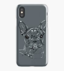 Sketchy Frenchie iPhone Case/Skin