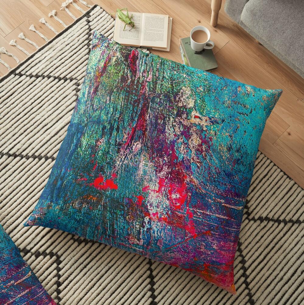 Loud Whisper Floor Pillow