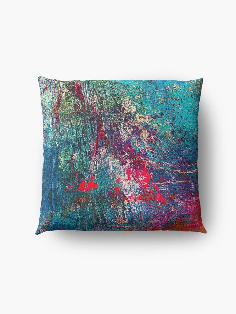 Alternate view of Loud Whisper Floor Pillow
