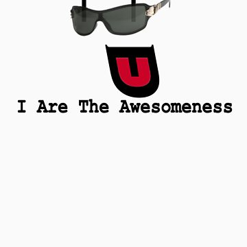 I Are The Awesomeness by TheStunner