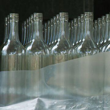 Bottles by MarieWatt